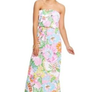 Lilly Pulitzer for Target Noise Posy Maxi Dress.